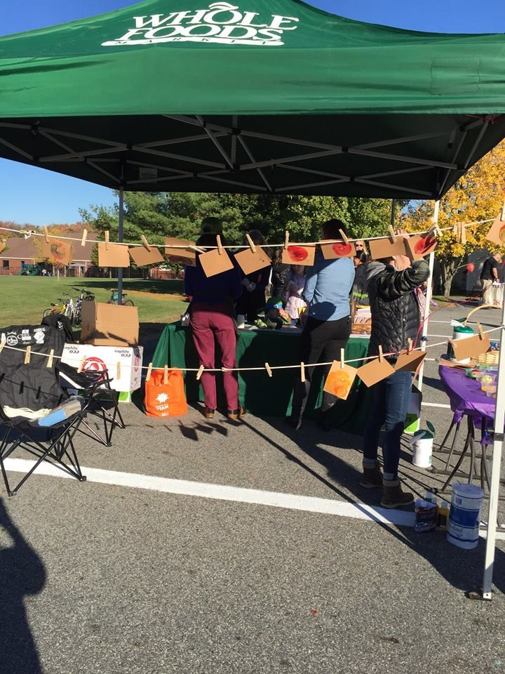 We had a sunny October day this year to kick off the CEL Surveys. Thank you to all of our vendors for being part of Life @ Hanscom Family Housing!