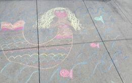Our residents showed off their talent by designing a chalk masterpiece in front of their home. Every household that participated was entered to win a prize. The Popsicle Patrol kicked off the event by handing out popsicles to everyone who was outside chal